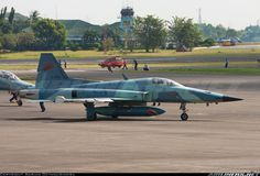 TNI-AU Northrop F-5E Tiger II aircraft picture
