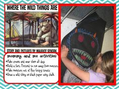 Where the Wild Things Are Activity