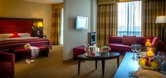 Book your stay in Germany at Hamburg Marriott Hotel and enjoy intelligently designed accommodations and a picture-perfect location in the city center.