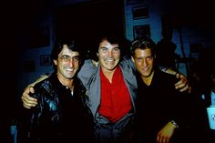 Richard Chaves, Sonny Landham and Sean Kanan Sonny Landham, Fictional Characters, Fantasy Characters