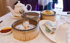 Crown Princess Fine Dining 伯爵名宴 in Toronto, ON Best dim sum downtown. Best Restaurants In Toronto, Restaurant Dishes, Dim Sum, Moscow Mule Mugs, Fine Dining, English, Crown, Princess, Eat