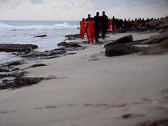 Isis beheading of Coptic Christians on Libyan beach brings Islamists to the doorstep of Europe - Middle East - World - The Independent