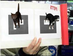 Crea y aprende con Laura: Animals Everywhere. Material didáctico con Realida...