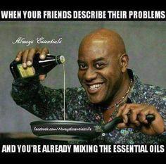 Always Essentials Already mixing essentials