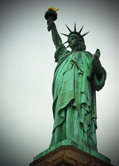 july 4 1776 statue of liberty