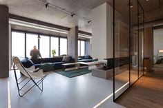 Minimalist penthouse design ideas