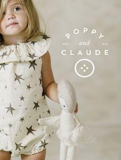 Rylee & Cru SS17 : : POPPY and CLAUDE
