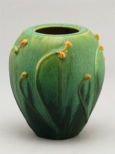Door Pottery Prairie Whisper Vase