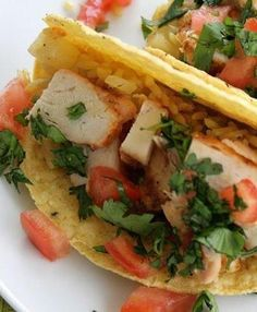 Tex-Mex Faves on Pinterest | Tacos, Chicken Tacos and Mexicans