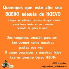 #AñoBueno #2014 #BuenosDeseos