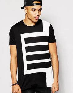 ASOS+T-Shirt+With+Graphic+Print
