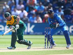 Images: 1st Match, Group B: India v South Africa at Cardiff, Jun 6, 2013. India crush South Africa by 26 runs in ICC Champions Trophy-2013.
