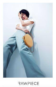 RAWPIECE SS16 new collection  Sales Campaign: 17th September- 30th October Via Tortona 35, 20144 Milan Tel: 02 87382155 #RAWPIECE #yoyobag #ss16 #women #bag #viashowroom