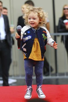 Ryan Reynolds and Blake Lively's Little Girls Are Even Cuter Up Close - 1st daughter James turns 2 on Dec. 16, 2016 - HarpersBAZAAR.com