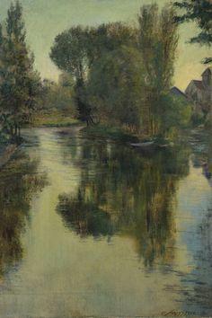 Landscape Art, Landscape Paintings, Landscapes, A4 Poster, Poster Prints, Great Paintings, Oil Paintings, Art Students League, Vintage Artwork