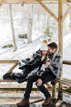 Alpine Snowy Engagement at the Vermion Mountains, no, not Vermont from the Sates, but close enough! What better than to enjoy this snowy hygge love story? Winter Engagement, Engagement Session, Vermont, Love Story, Mountains, Couple Photos, Couples, Couple Shots, Couple Photography