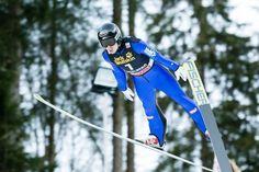 Markus Schiffner, Österreich, beim FIS Skispringen Weltcup in Engelberg / Schweiz | Fotograf Kassel http://blog.ks-fotografie.net/pressefotografie/fis-skispringen-engelberg-schweiz-fotografiert/