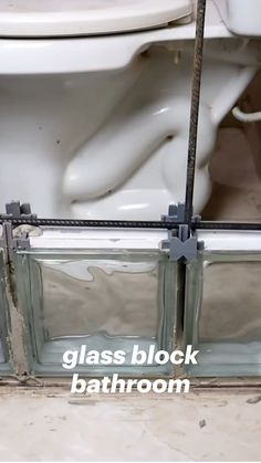 Glass Blocks Wall, Diy Concrete Planters, Electric House, Diy Home Repair, Useful Life Hacks, Diy Home Crafts, Creative Home, Home Projects, Home Improvement