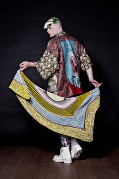 Ravelry: Askews Me Shawl pattern by Stephen West
