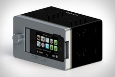 iPhone to a car stereo.  AWESOME!!!