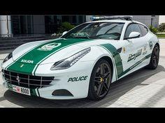 ドバイ警察フェラーリやランボルギーニの次はベントレーとAMGを追加?:フェラーリ ランボルギーニ ニュース