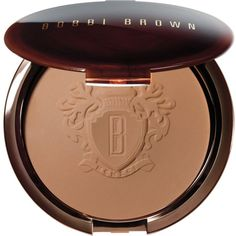 BOBBI BROWN Face & Body Bronzing Powder (£36) ❤ liked on Polyvore featuring beauty products, makeup, cheek makeup, cheek bronzer, golden light and bobbi brown cosmetics