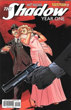 Year One ___Written by Matt Wagner (A) Wilfredo Torres . Cover by Wilfredo Torres Subscription Variant . This Issue Is Near Mint Condition , The Story ...The Shadow saves Margo Lane for the first time
