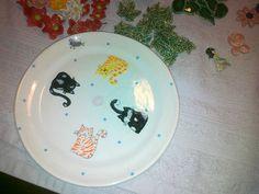 Teller für meine Enkelin