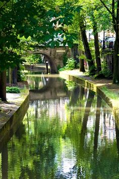 Utrecht, Netherlands by DianaHughes One of Utrecht's many canals