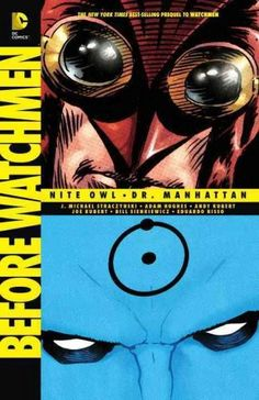 Discover what happened before WATCHMEN as writer J. Michael Straczynski is joined by Andy Kubert and the legendary Joe Kubert to take flight with the gadget-savvy vigilante known as Nite Owl! And then