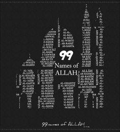 Les 99 noms d'allah anasheed