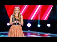 "Danielle Bradbery: ""Mean"" - The Voice Highlight - YouTube"