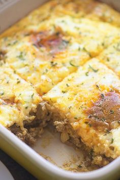 One of my favorite low carb casseroles right here! The Mexican flavors are so good and this recipe is super simple to make. Okay, friends. I'm here today with something delicious. I've been doing low carb here and there for awhile now and it's such a great way of eating. I'm always full, satisfied, and …