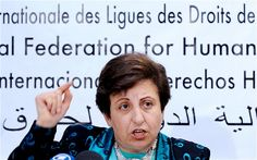 """In a move that has prompted a demand for a UN investigation by Iran's most celebrated human rights campaigner, the Nobel laureate Shirin Ebadi, 36 Iranian universities have announced that 77 BA and BSc courses in the coming academic year will be """"single gender"""" and effectively exclusive to men."""