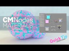 cmnodes - Cinema 4D nodes QuickTip