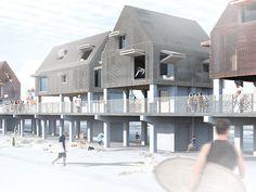 6 Smart, Flood-Resilient Home Designs Seen at NYIT's 3C Comprehensive Coastal Communities Exhibit