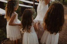 Little Girls at Wedding   Documentary Wedding Photography   Storytelling Wedding Photography   Cape Town Wedding Photographer   Gauteng Wedding Photographer Photography Storytelling, Documentary Wedding Photography, Cape Town, Documentaries, Flower Girl Dresses, Weddings, Wedding Dresses, Girls, Inspiration