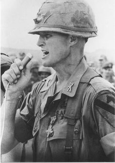 Hero in our midst: Vietnam War veteran - Hal Moore - lives in Auburn