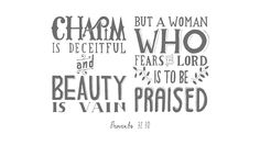 "Becoming a Proverbs 31 Woman Growing up a Christian girl, I always heard that women should strive to be ""Proverbs 31 women."" What is Proverbs 31? It outlines what a woman of God should strive to be. It is a pretty long verse packed with a lot of great advice, and it can be pretty intimidating! I am going to break the verse d...  Read More at http://www.chelseacrockett.com/wp/lifestyle/becoming-a-proverbs-31-woman/.  Tags: #TheWORD, #BecomingAProverbs31Woman, #Bible,"