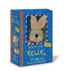 Briefe von Felix - Geschenk-Edition mit DVD Nr. 6 und Original Felix-Kuschelhasen: Amazon.de: Filme & TV