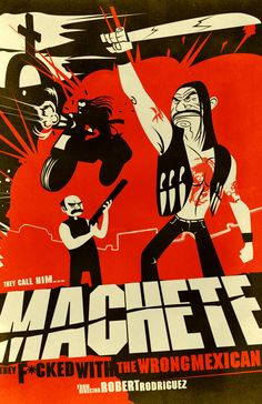 """Machete,"" by Carlos Lerms"