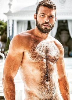 Male Model, Good Looking, Beautiful Man, Guy, Handsome, Hot, Sexy, Eye Candy, Beard, Muscle, Hunk, Hairy Chest, Abs, Six Pack, Shirtless, Nude 男性モデル ヌード