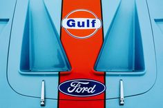 Some Gulf Racing for your Tuesday ? Ford Gt40, Tuesday, Racing, Cars, Pictures, Running, Auto Racing, Autos, Car