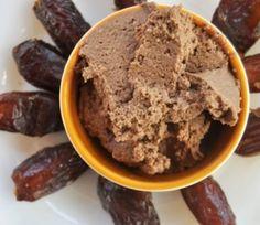 Chocolate Hummus - Finding Vegan
