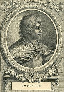 Louis I, Duke of Savoy. Believed he bought the Shroud of Turin in 1453. He was married to my 1st Cousin 19x Removed