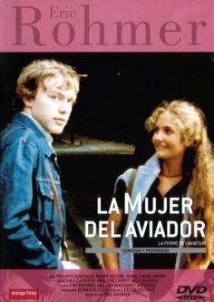 La mujer del aviador (1980) Francia. Dir: Éric Rohmer. Drama. Comedia. Romance - DVD CINE 499