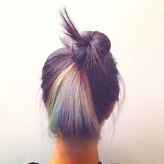 Pretty pastel colors by instamatic Wella