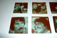Randy Randolph Mantooth Emergency Fan Photos TV Vegas VTG 70's Squad 51 paramedic Firefighter Kevin Tighe