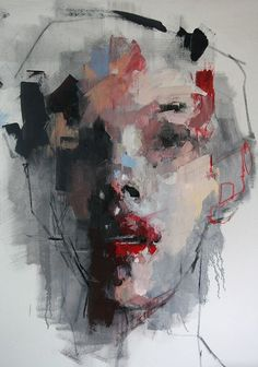 Vague Portraits by Ryan Hewett