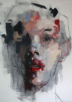 Vague Portraits by Ryan Hewett